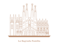 La Sagrada Familia Icon