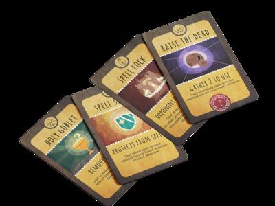The myth card game