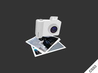 Camera [CSS Animation]