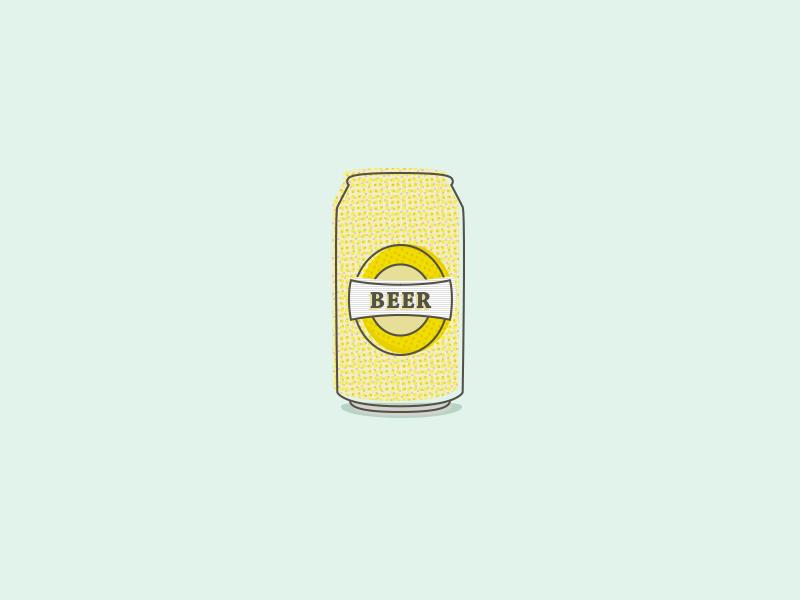 Beer beer gold drink