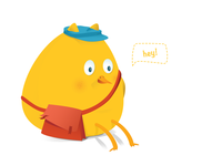Hey! Bird!