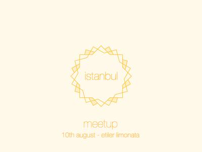 Dribbble Hangout - Istanbul