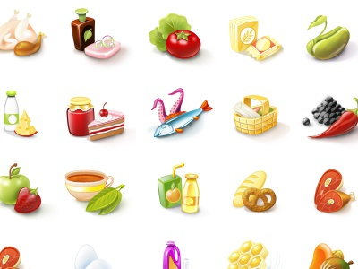 Old icons icons illustration design vector photoshop