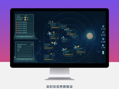 青岛空管监控系统概念稿