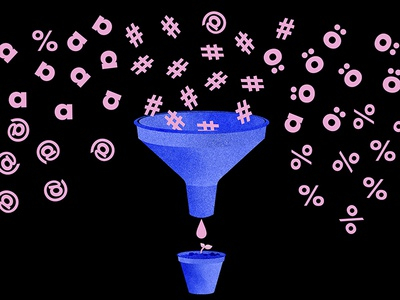 Data strategy illustration