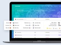 Fantasy Football website design