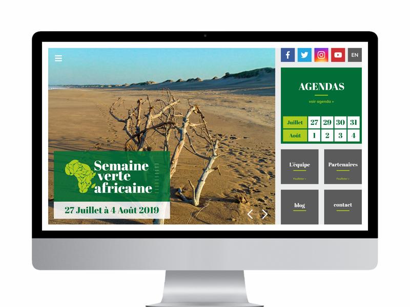 African Green Week - UI/UX