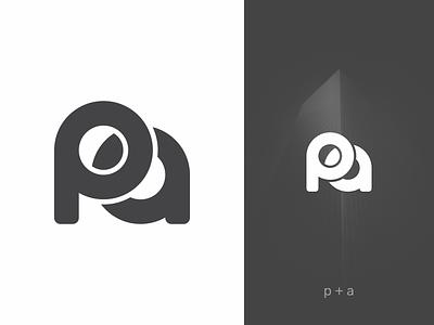 Pamela Aminou – Branding pamela-aminou branding icon dark identity bold logo minimal clean