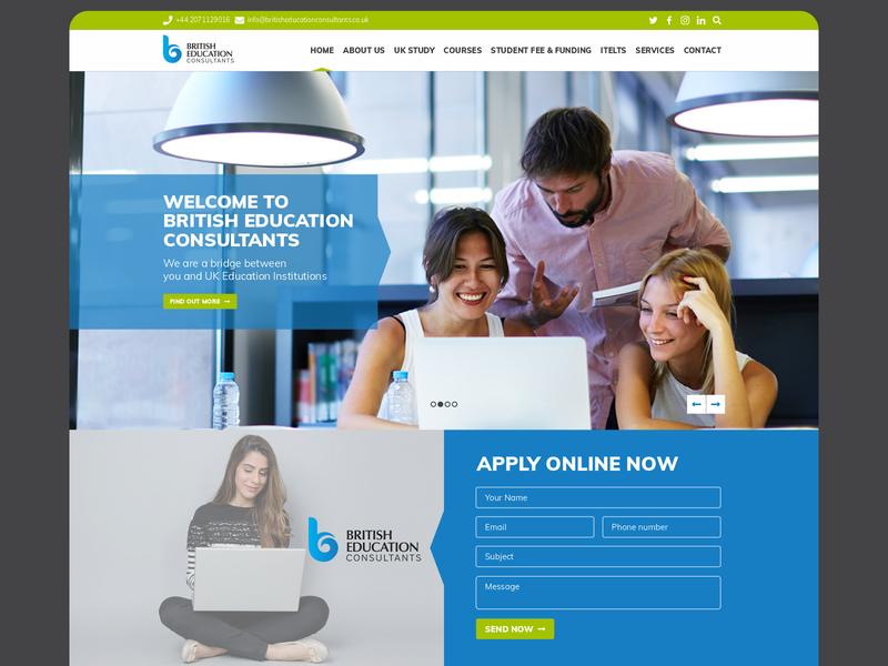 BEC - UI/UX