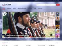 Emblem wordpress theme