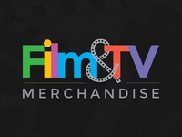 Film & TV Merchandise Logo