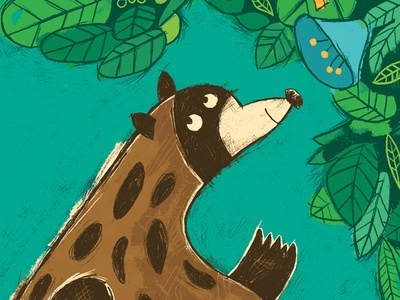 Picture book: WIP 1/2