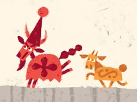 Three Billy Goats Gruff 2/3