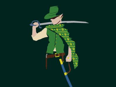 Link cowboy