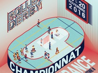 Roller derby's french championship