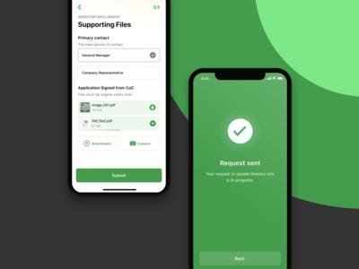 Government Portal - Update License