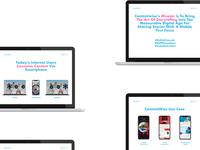 ContentWise Presentation Layout Design