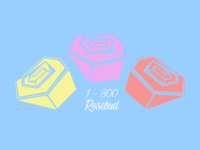 1 - 800 - Rosebud Thirty Logo #6