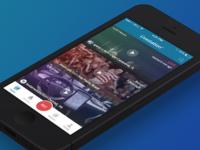 Streaming Video App