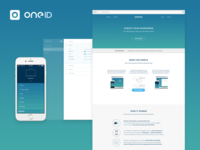 oneID 3.0 Preview