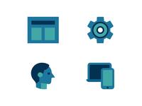 oneID iPhone App Icons