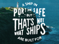 Ship In Port