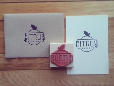 Citrus stamp copy