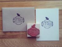 Citrus Sessions Stamp