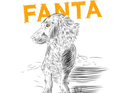 Fanta the dog