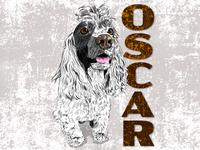 Oscar the Cocker Spaniel