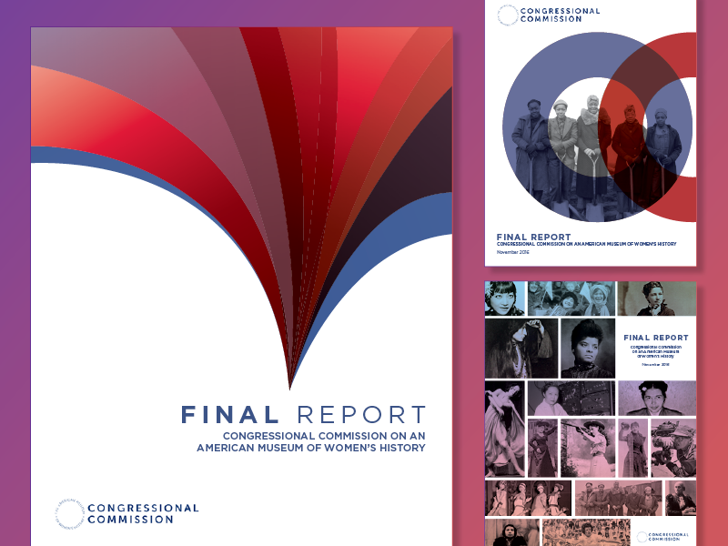 Congressional Report Covers cover case study