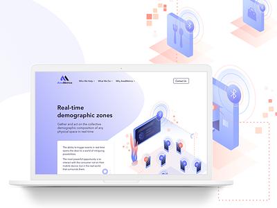 Website Refresh homepage design homepage web page web page design product page illustrator branding illustration