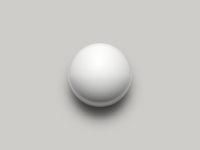One Layer Style - Cue Ball