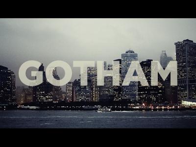 Gotham city a22893290