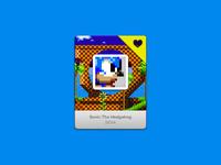 Mini Profile - Sonic
