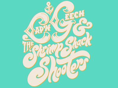 Cap'n Geech & The Shrimp Shack Shooters