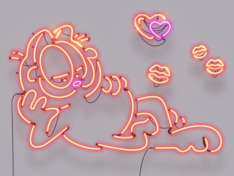 Neon Garf