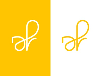 PH identity mark concept logo monogram