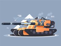 天启坦克(Apocalypse)