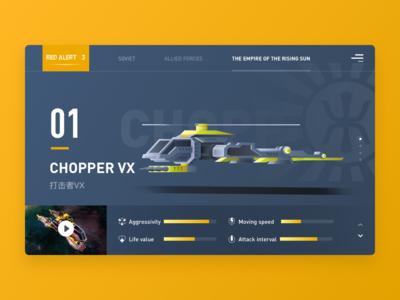 Chopper VX