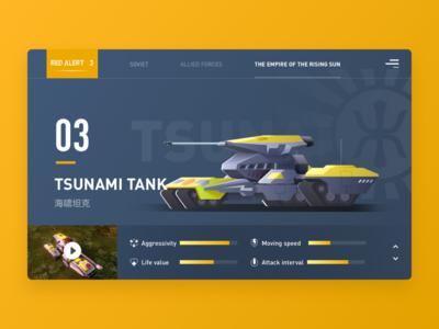 Tsunami Tank