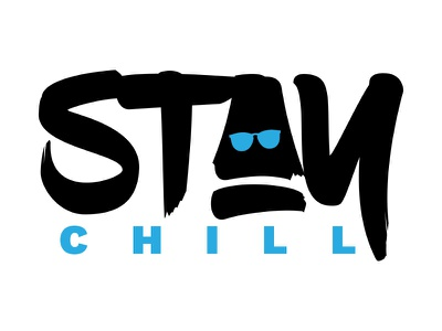 Stay Chill shirt design cool sunglasses chill t-shirt typography