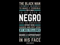 Black & American