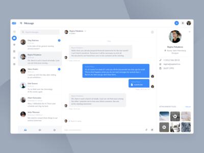 Project Management, message