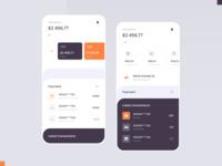 Mobile Application - Wallet