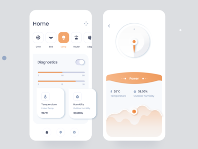 Smart Home Concept 🏠