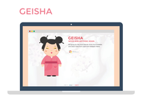 Geisha for designers