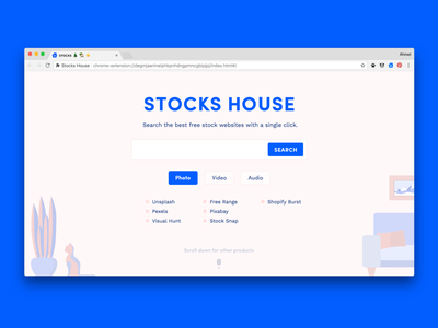 Stocks House Home chrome extension pink search stock photo stock photography stock photo stock