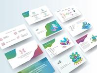 Presentation for educational company