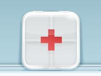 Pillbox Icon for Freshbox